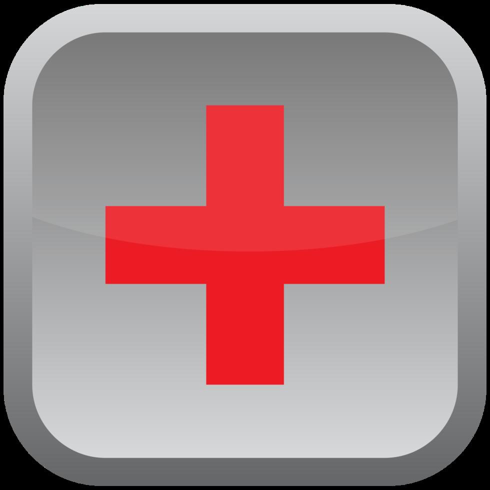 cruz médica png