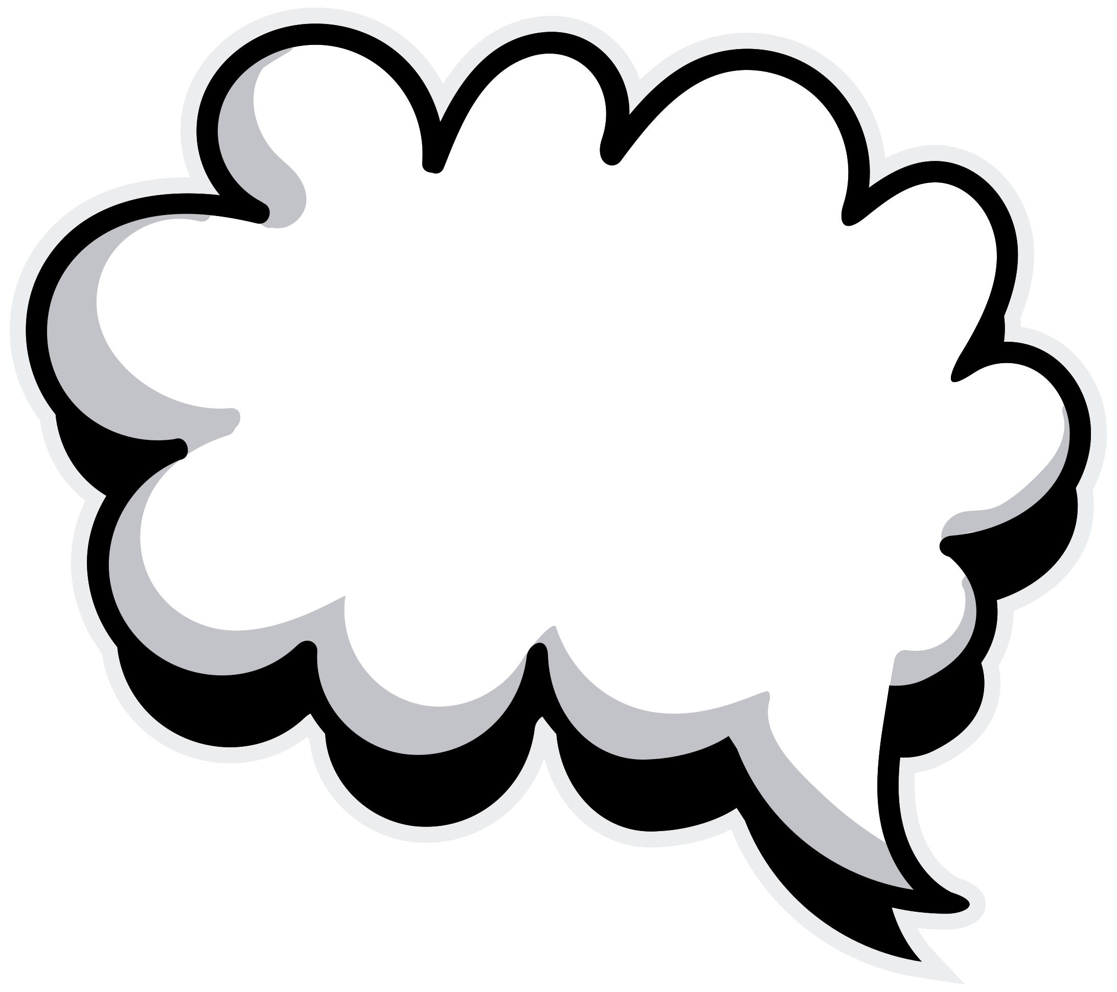 Free Speech bubble 1195456 PNG with Transparent Background