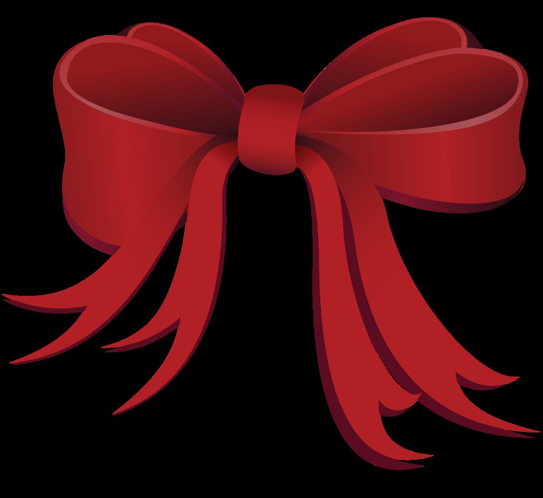 ruban rouge png