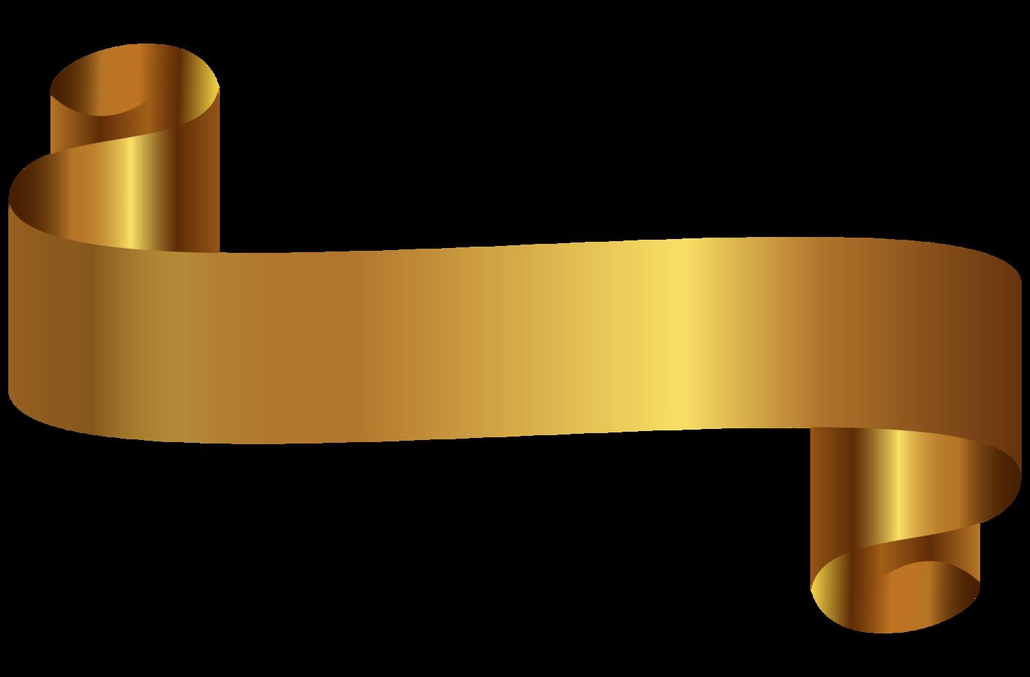 guld band png
