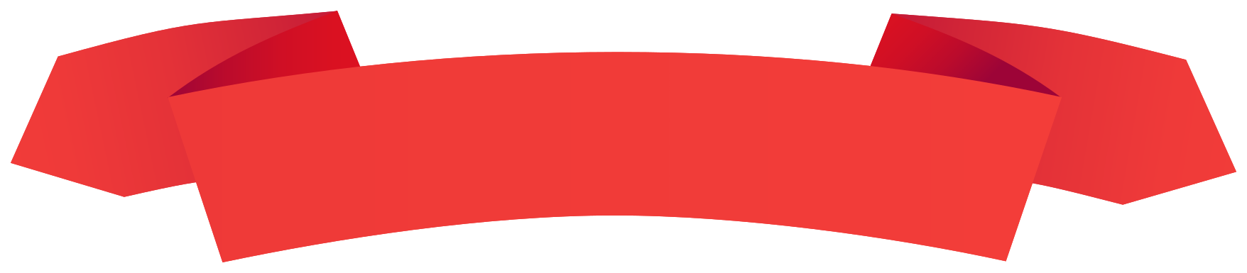Bright color banner png