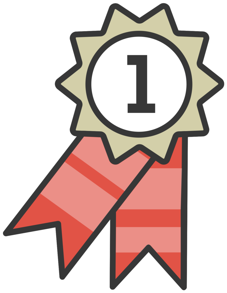 First place ribbon png