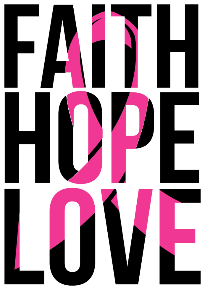 Free Breast Cancer Pink Ribbon Png With Transparent Background
