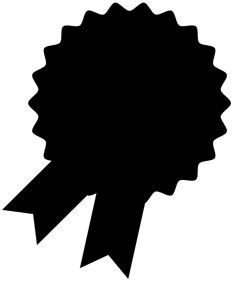 distintivo del nastro png