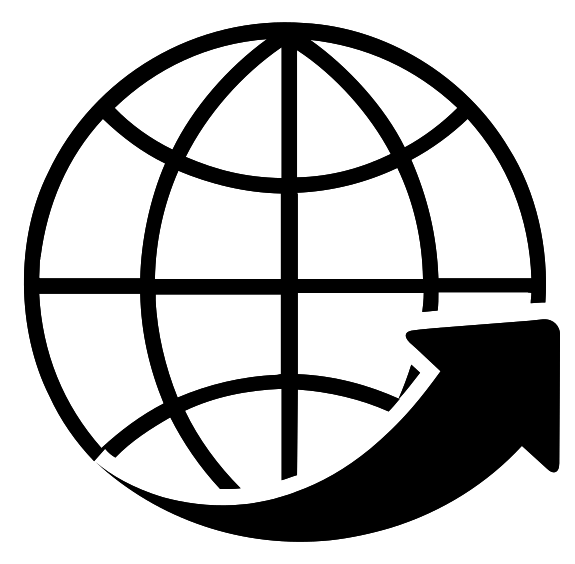 collegamento del globo della griglia png