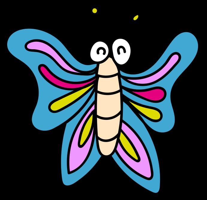 Schmetterling png