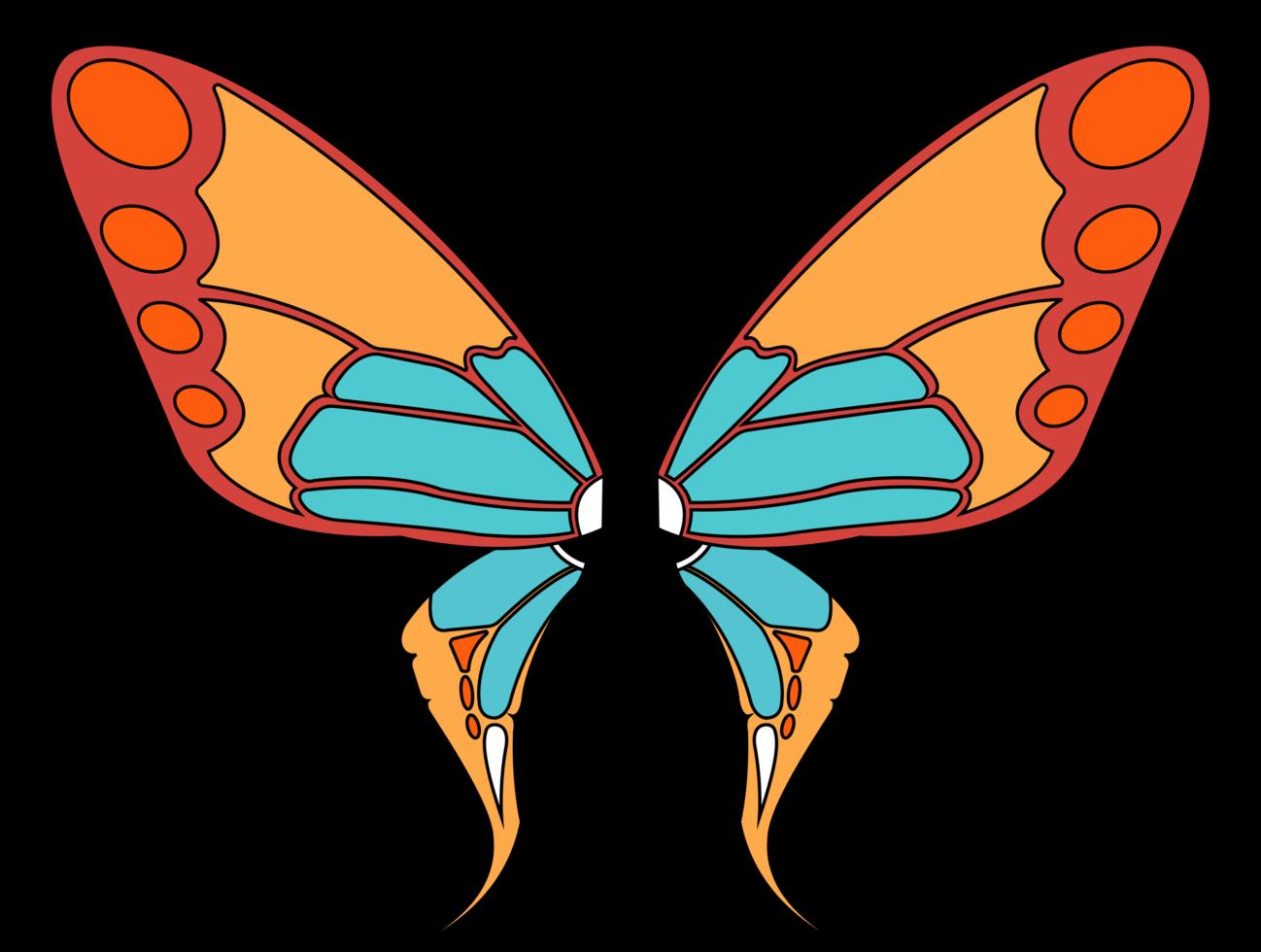 farfalla png