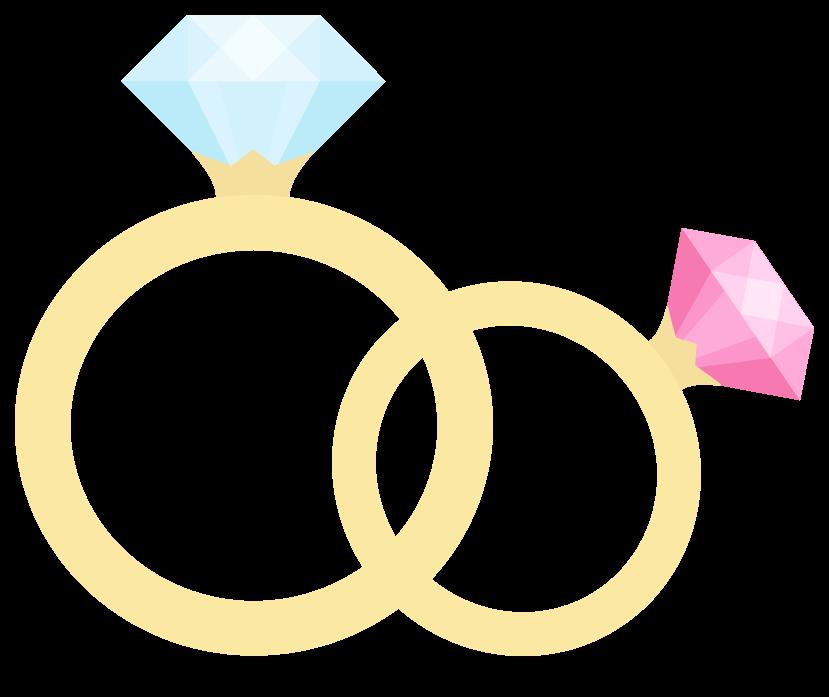 anello di diamanti png