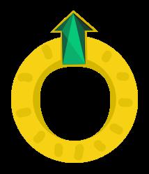 diamanten ring goud png