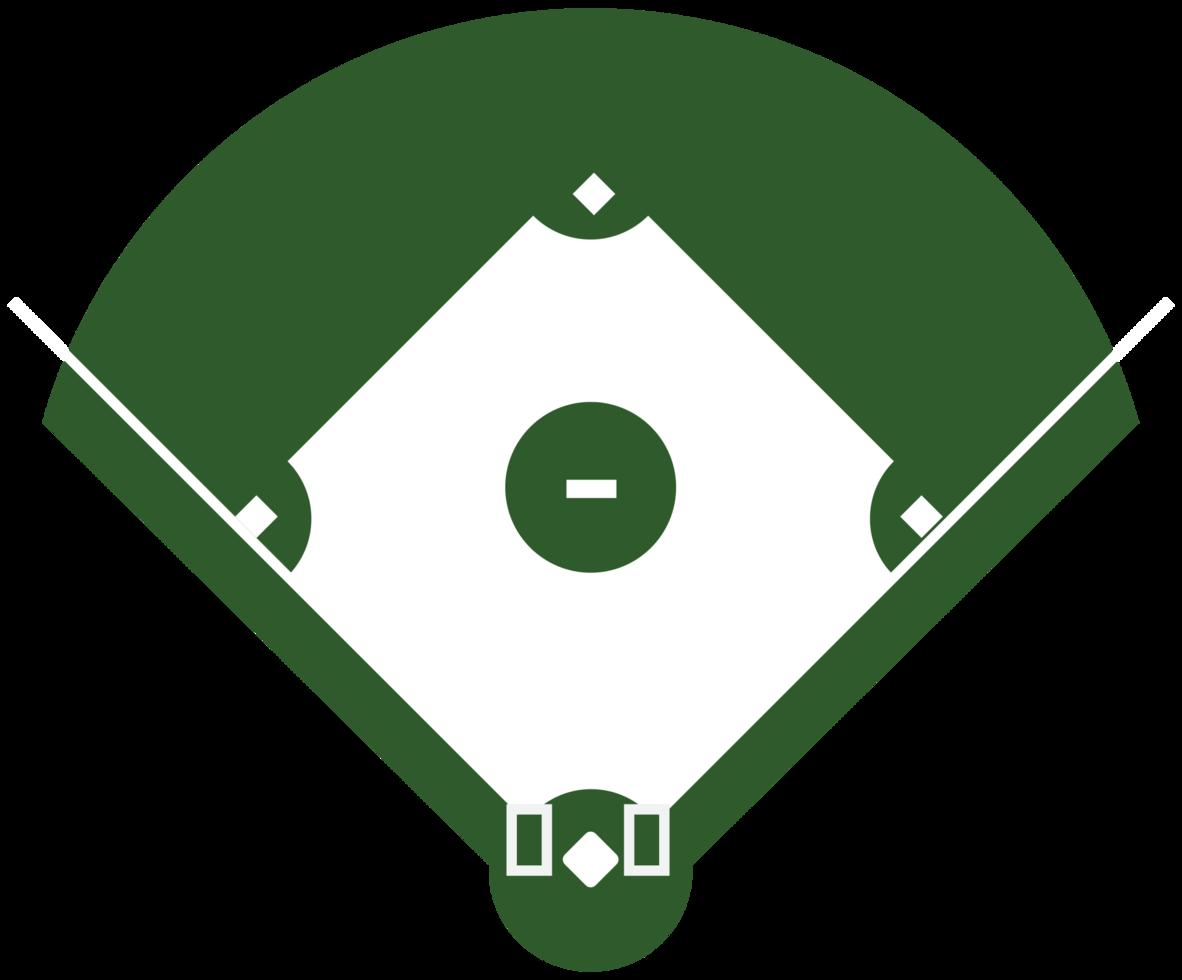 Baseball-Diamant png