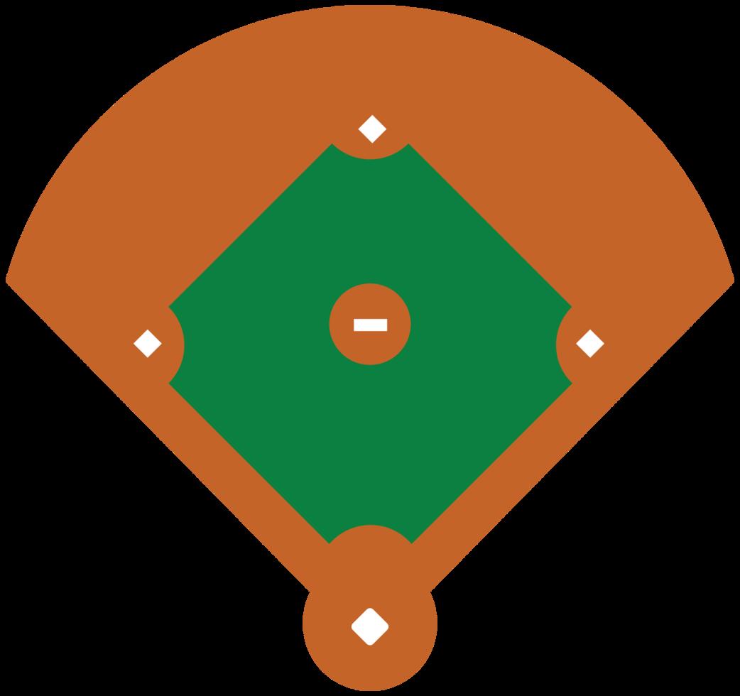 Baseball diamond png