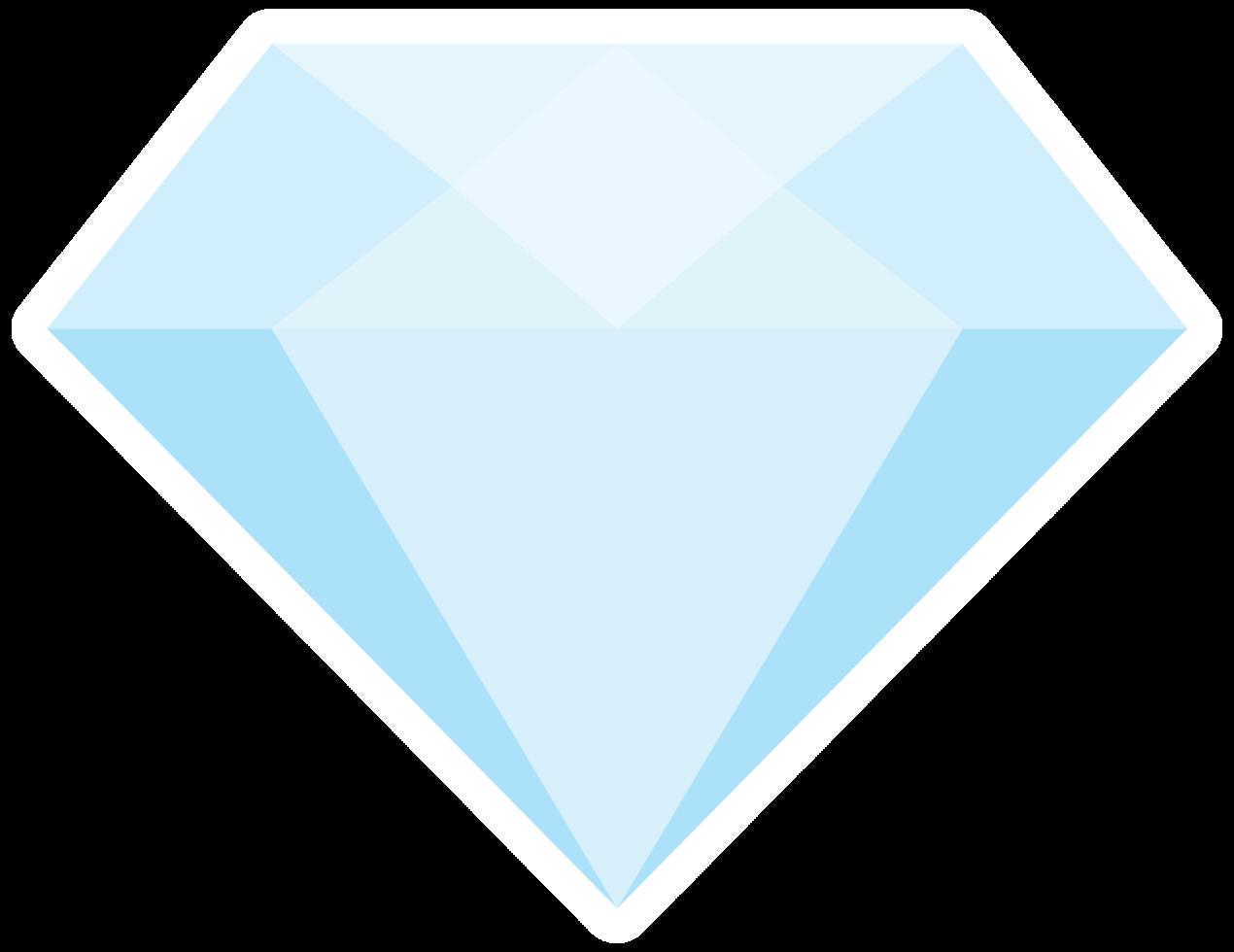 diamant edelsteen png