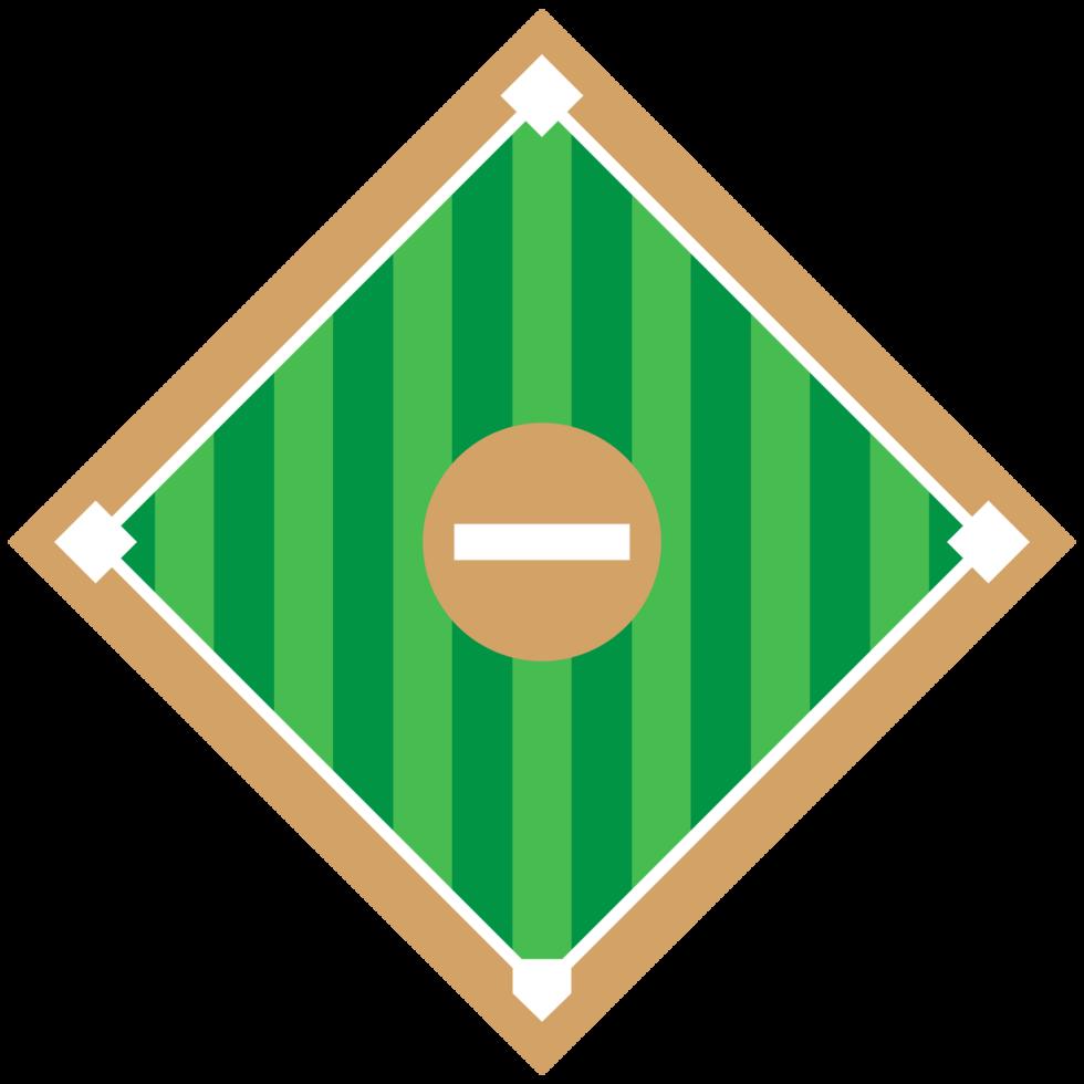 baseball diamant png