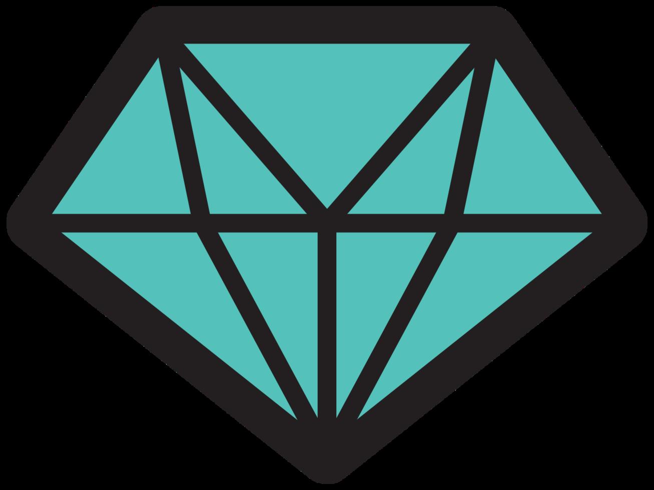 diamant steen png