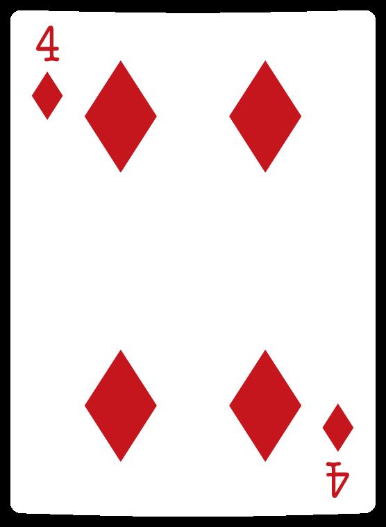 Diamond poker card png