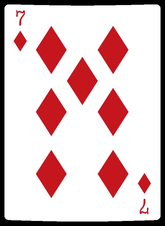 Diamant Poker Karte png