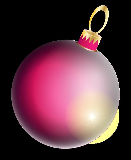 palla di decorazione di Natale png