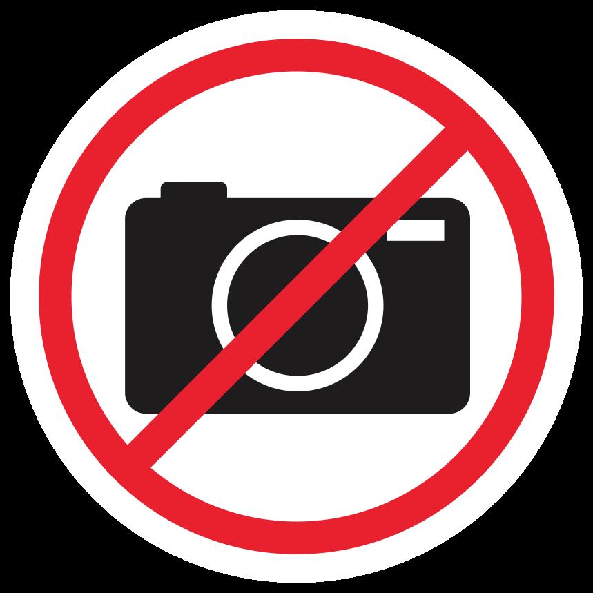 offentligt förbjudet skyltkamera png
