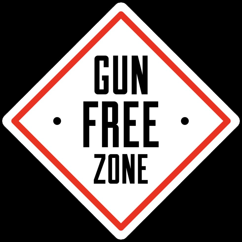 Waffenfreie Zone png