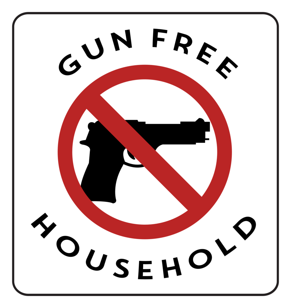 No firearms  png