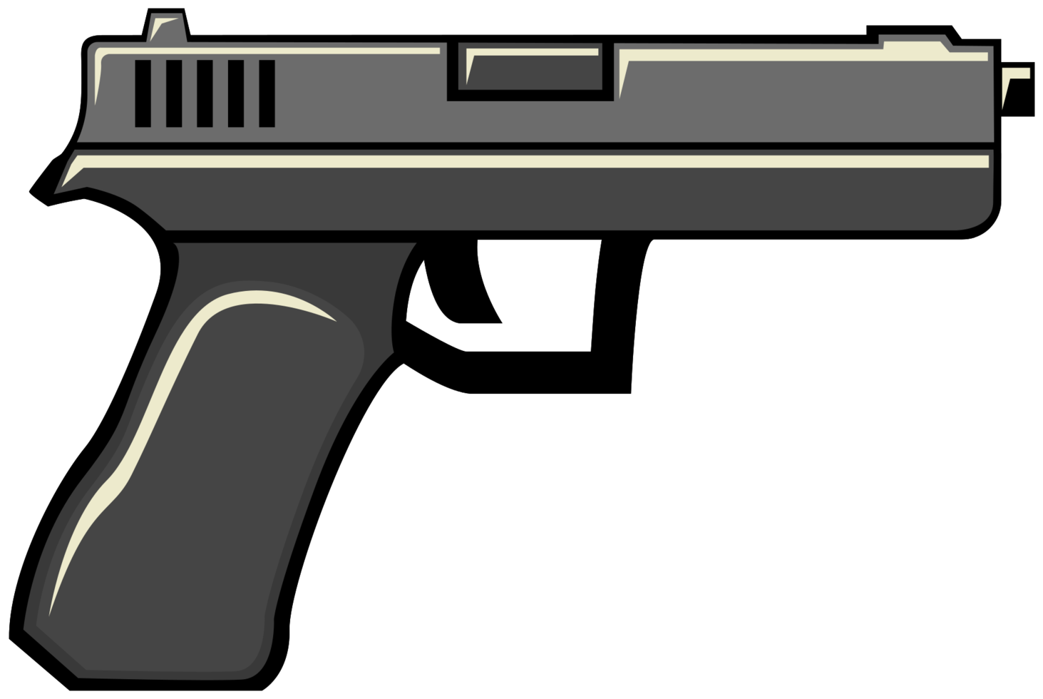 pistol png