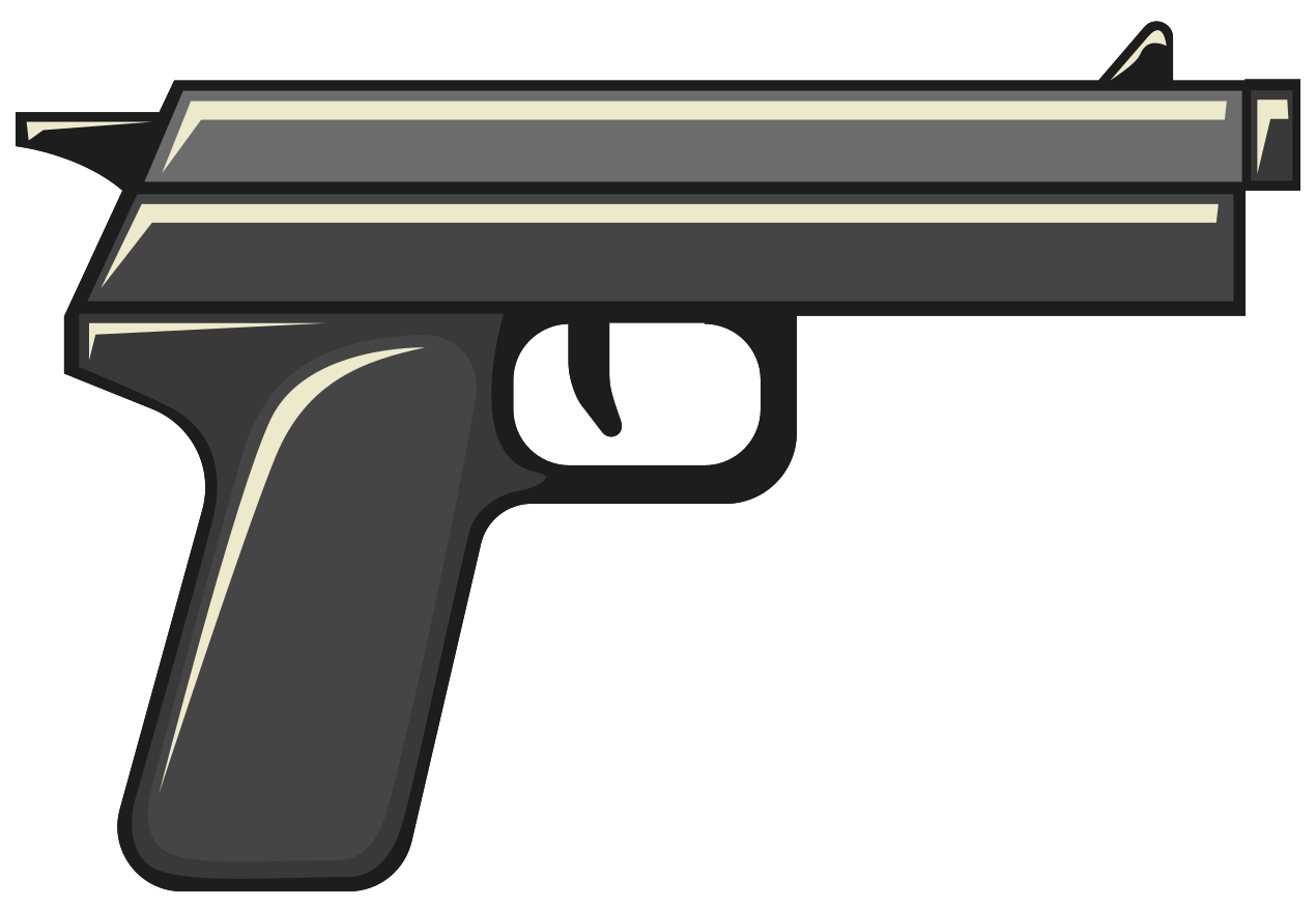 pistola png