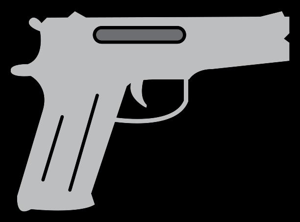 arma de fogo png