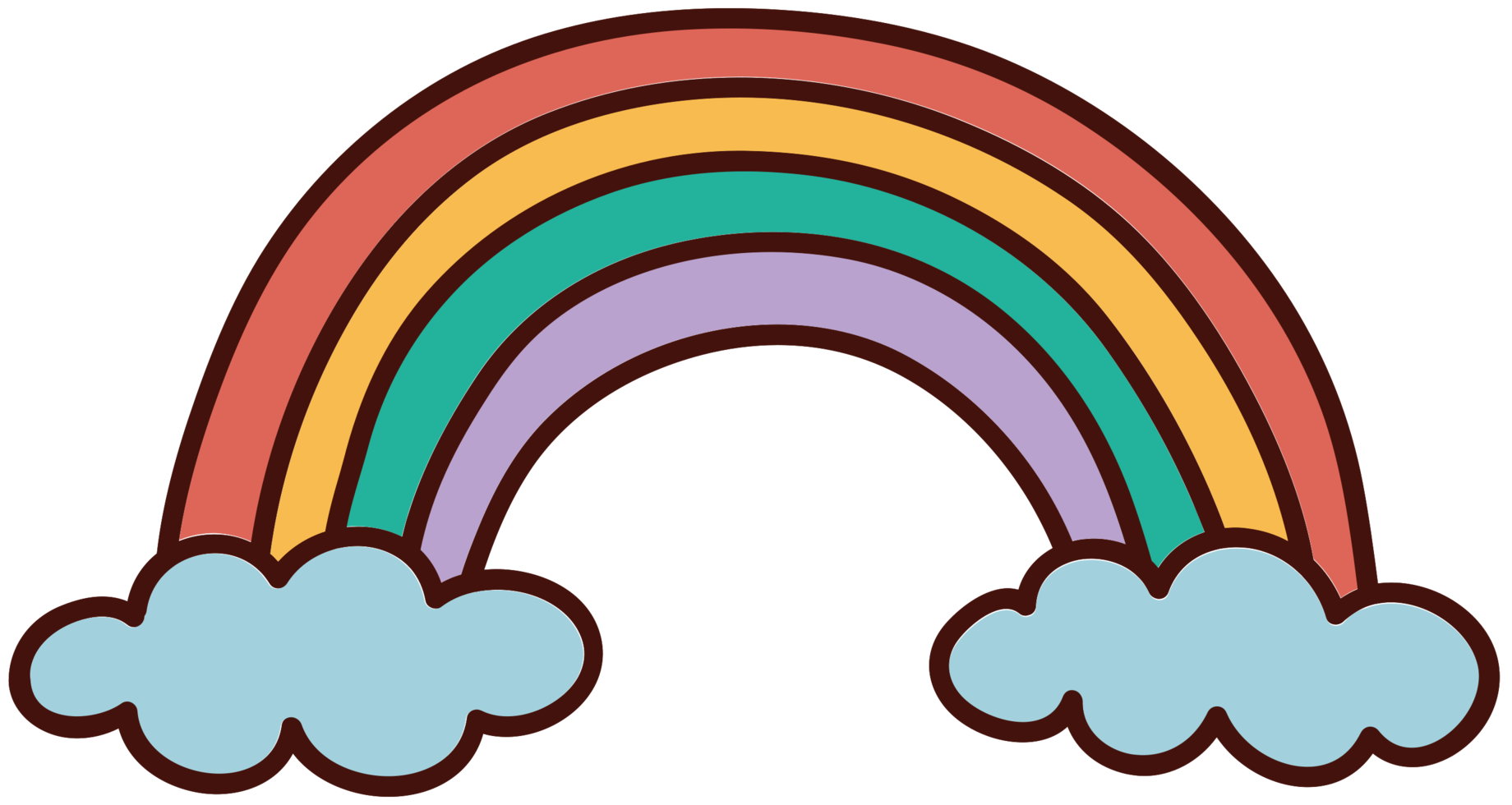 arco Iris png