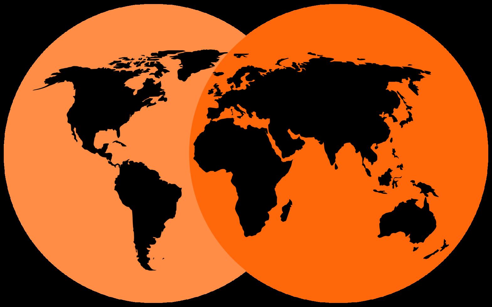 Weltkarte png