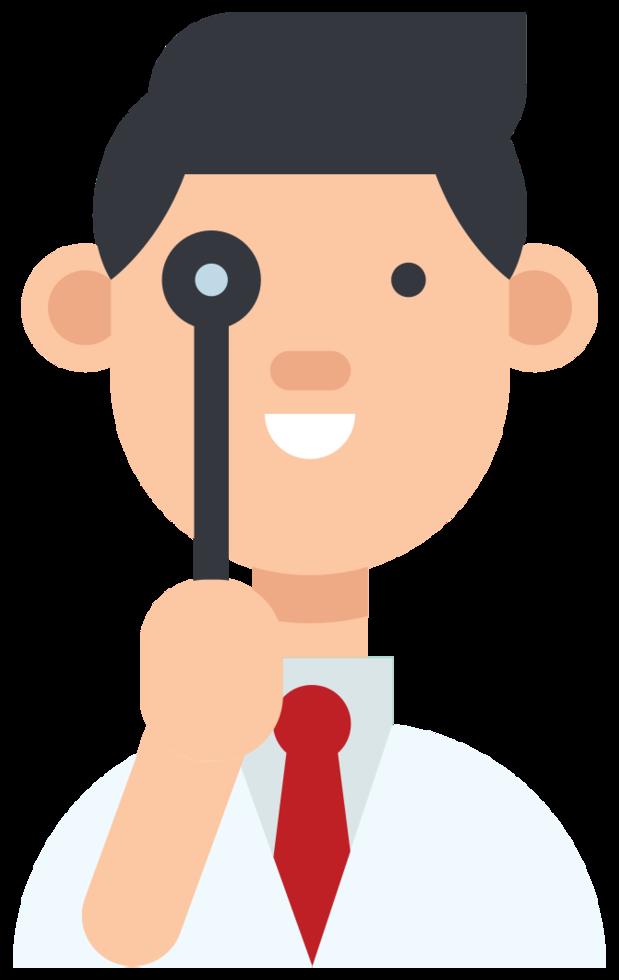 Augenarzt png