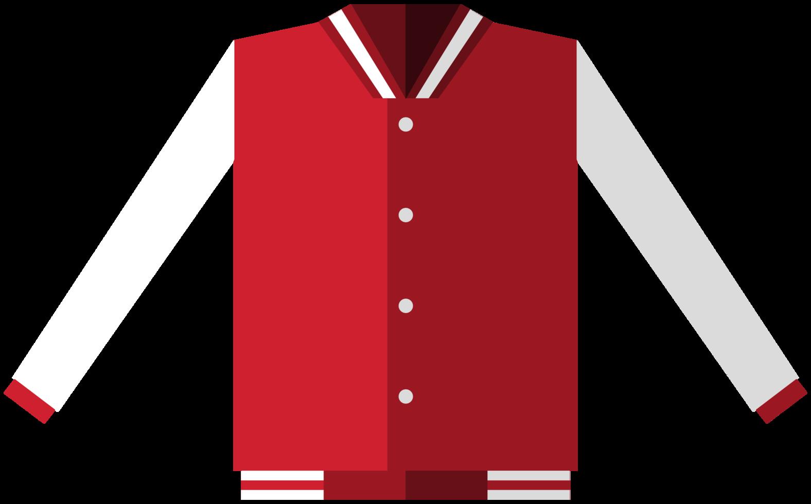 jaqueta de baseball png