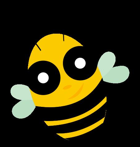 abelha png