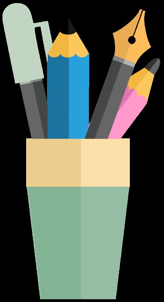 potloden en pennen png