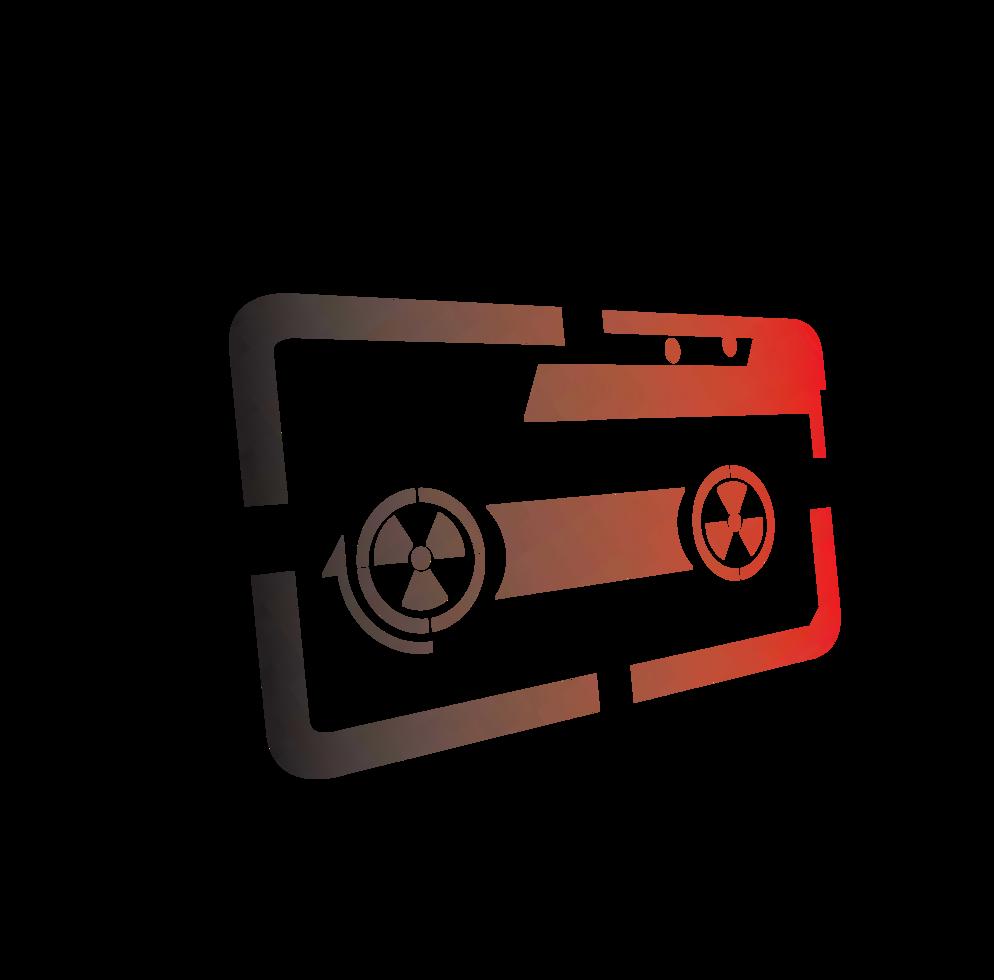 cassette bandje png