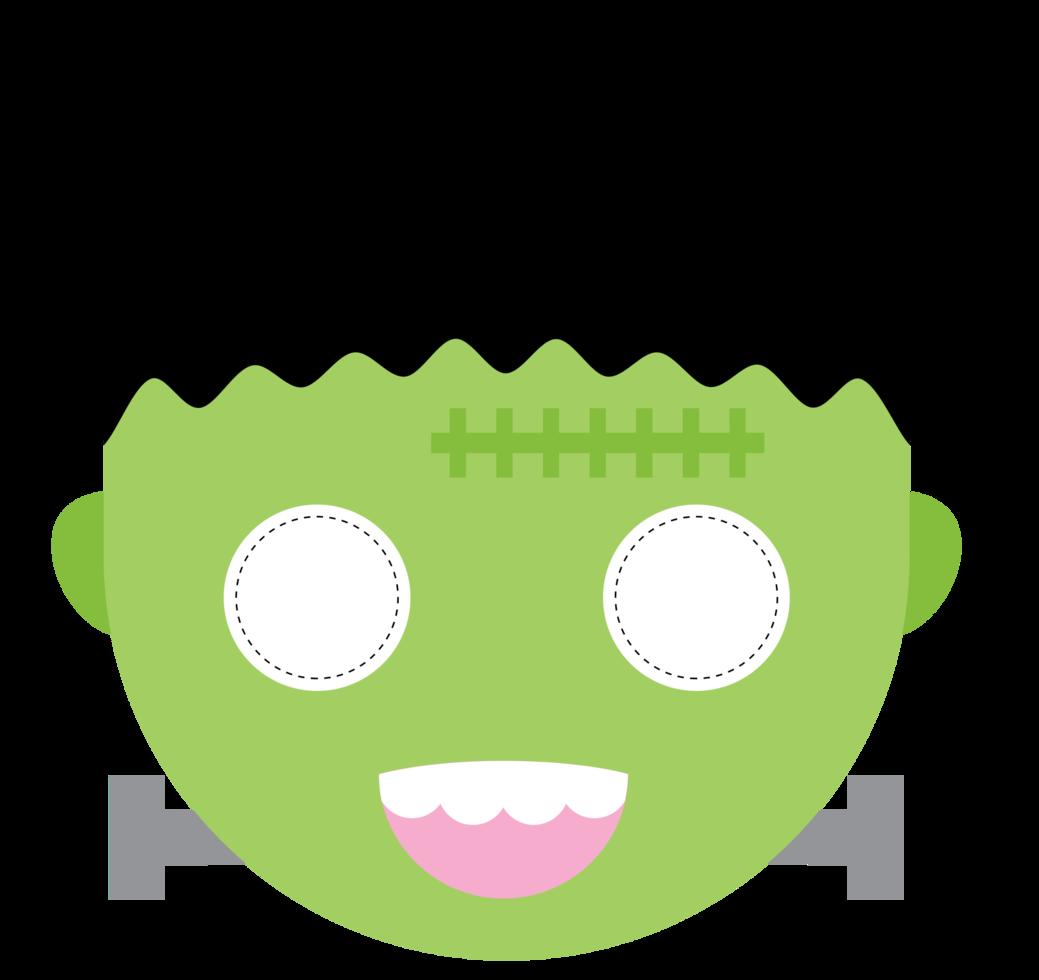het monster van frankenstein png