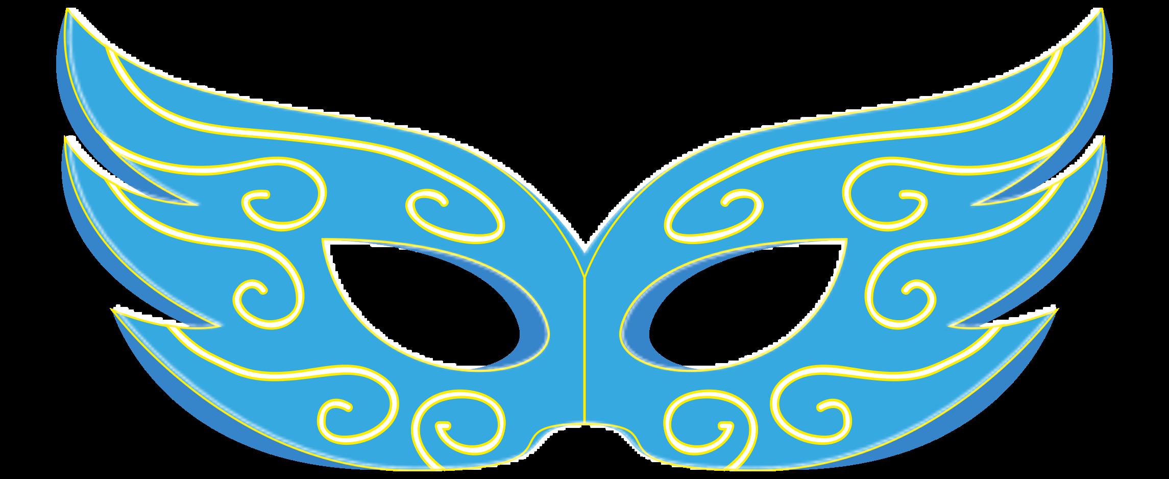 máscara png