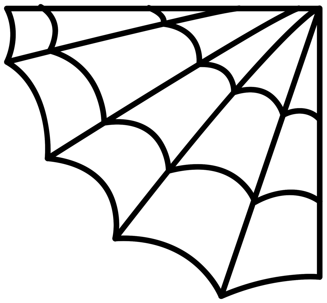 spinnenweb png