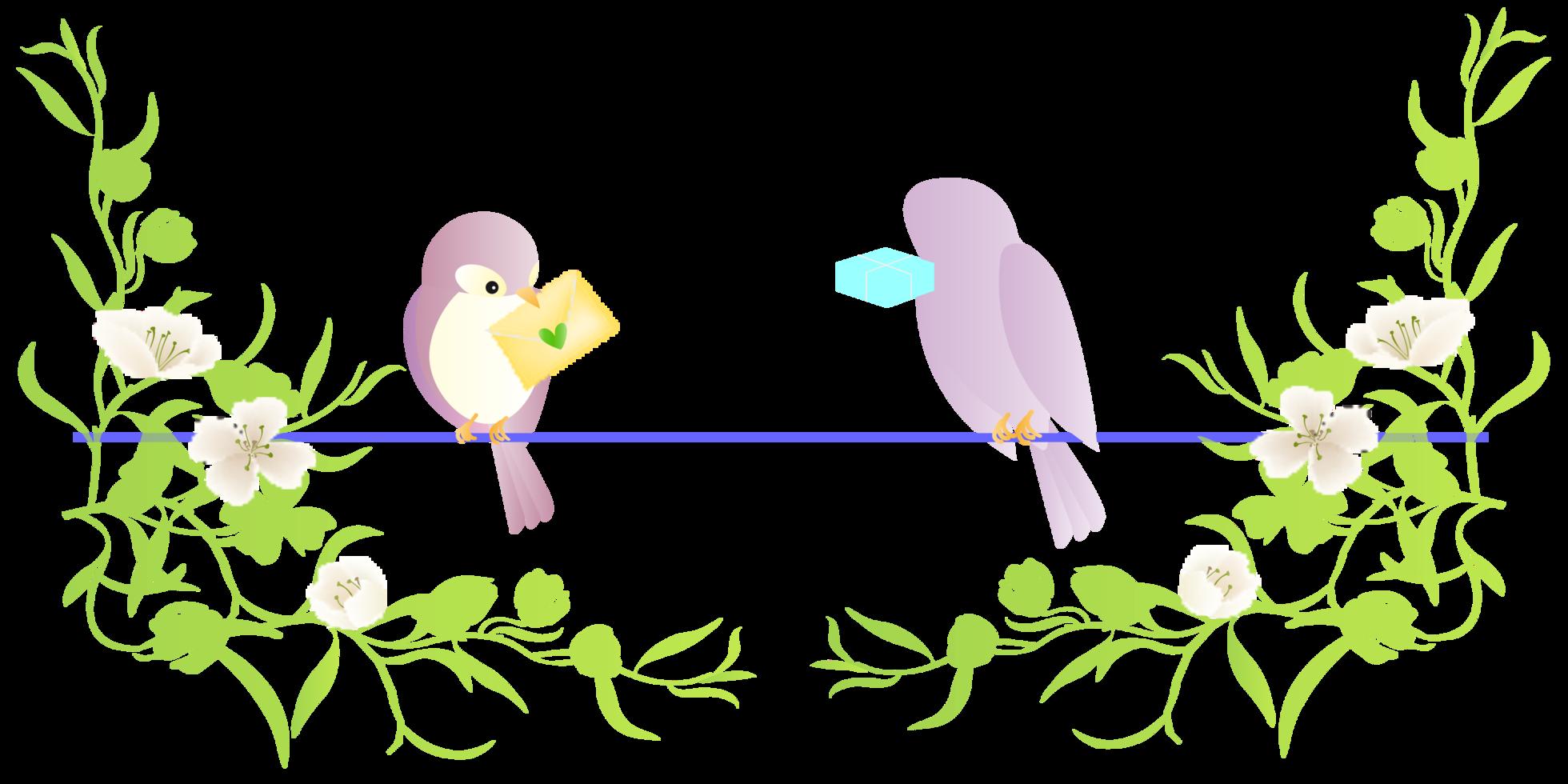 Liebesvogel png