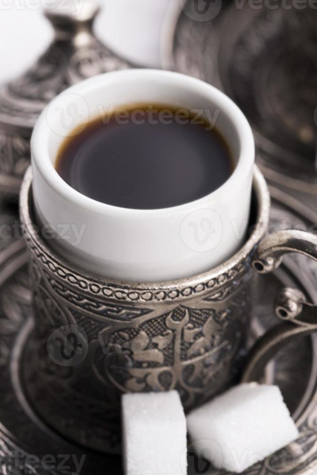 turkish coffee photo