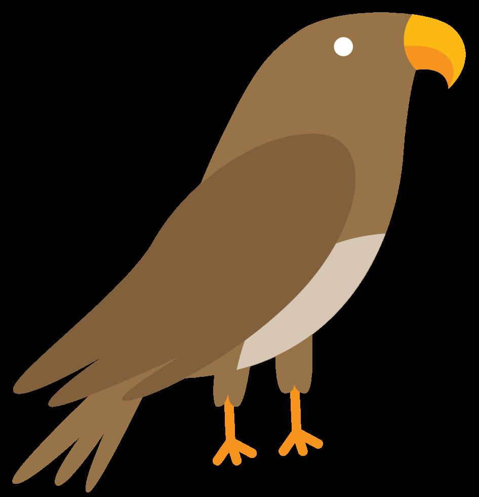 fågel png