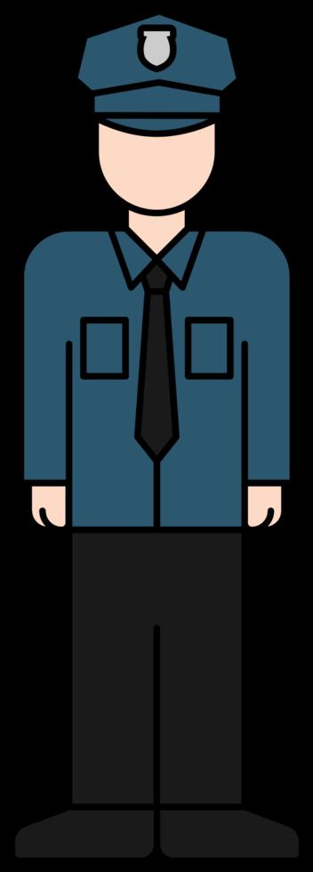 politie agent png