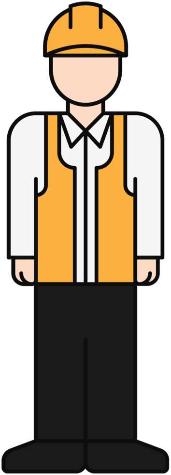 Construction Worker png