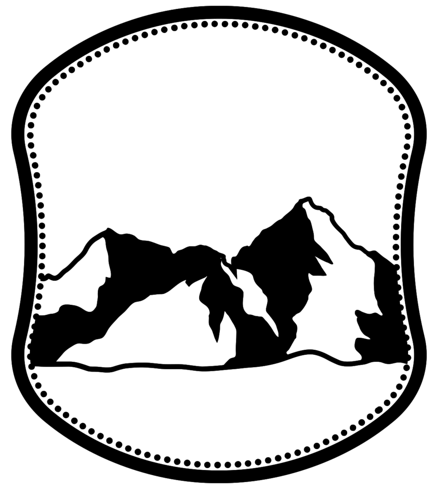 Bergabzeichen png