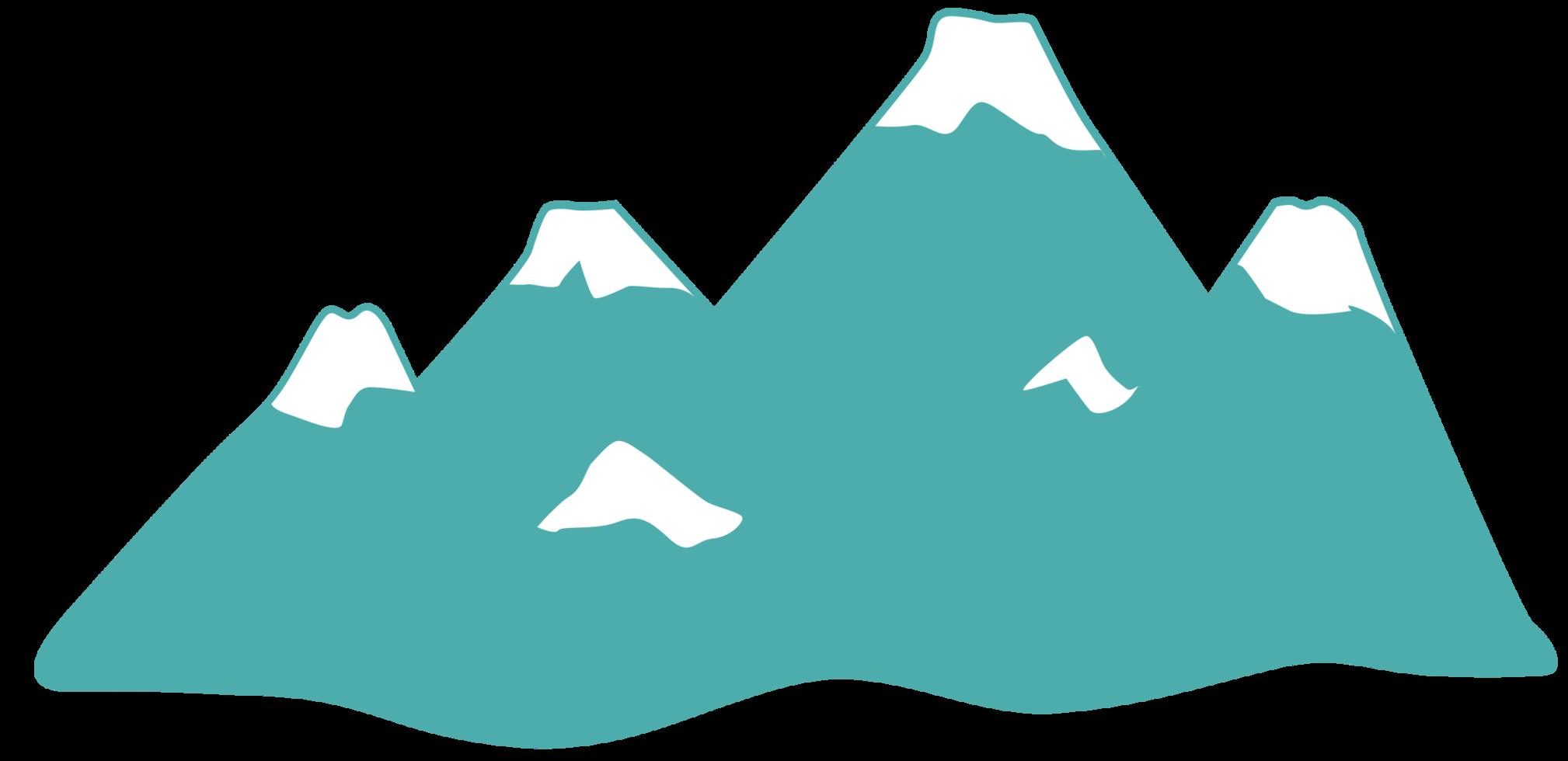 montaña png