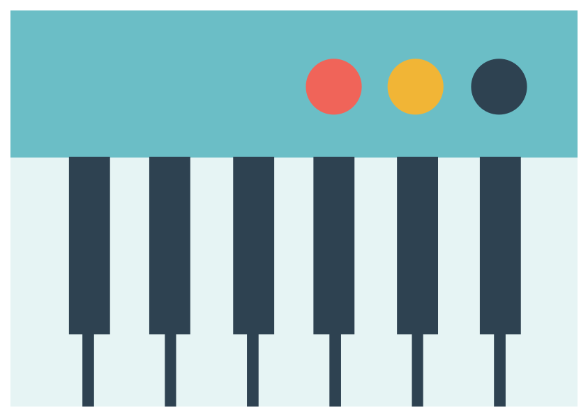 muziek mid piano png