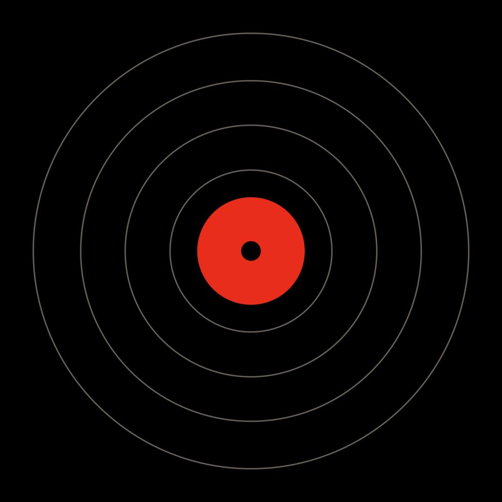 disco de vinilo musical png
