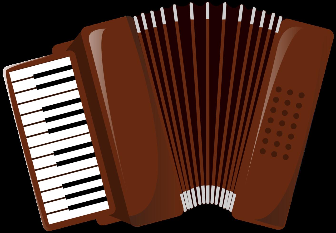 mariachi muziekinstrument arcodion png