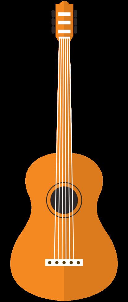 musikinstrument gitarr akustisk png