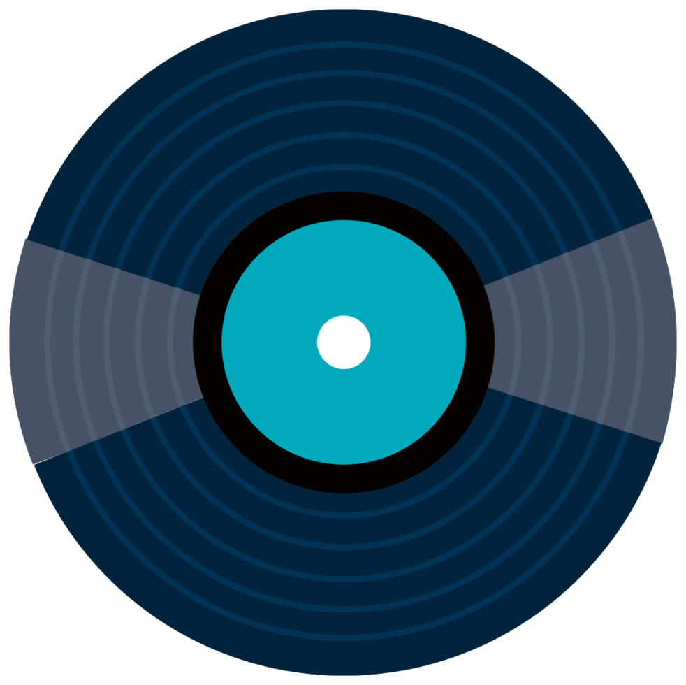musikinstrument vinylskiva png