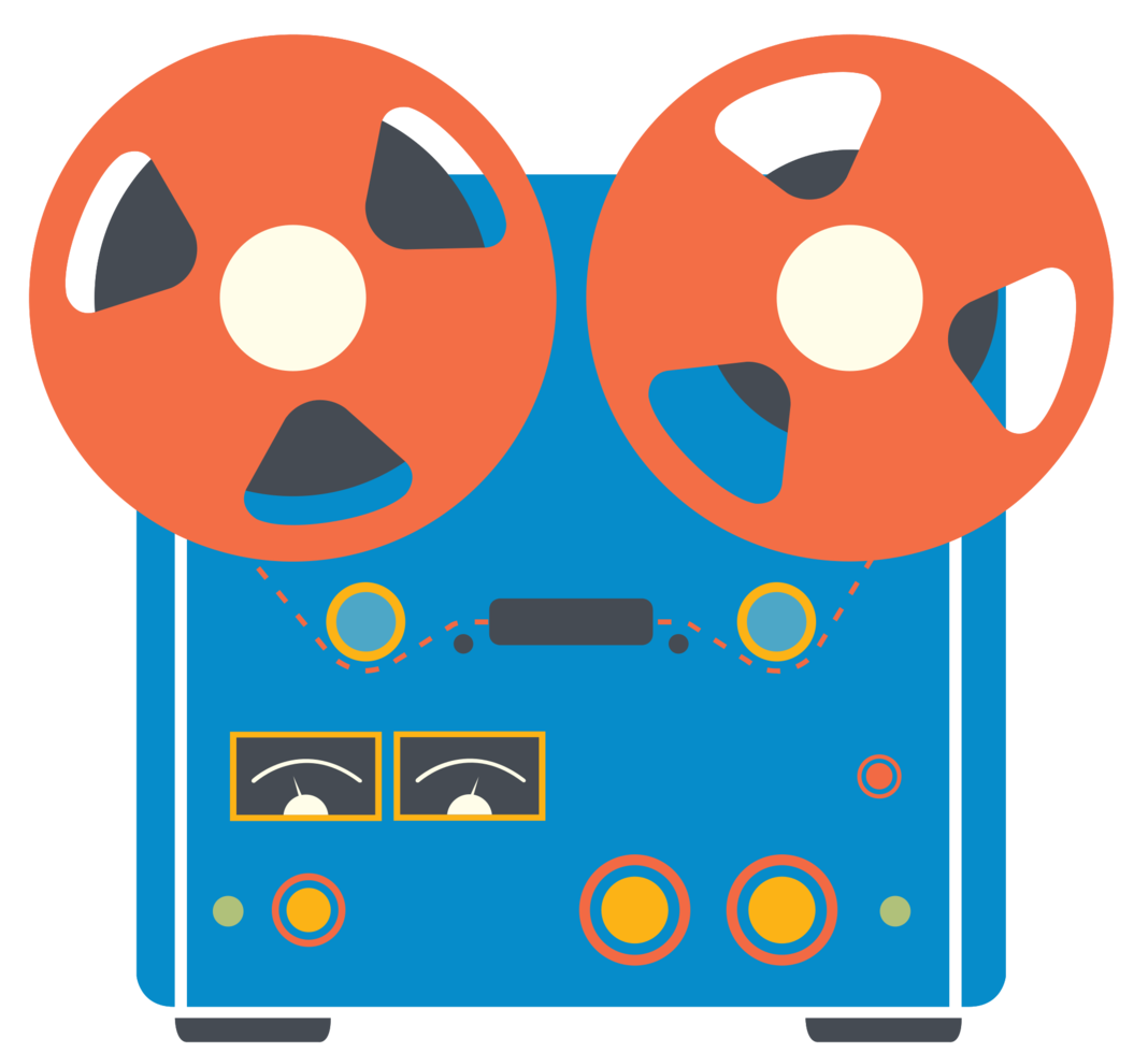 registrazione di apparecchiature musicali png